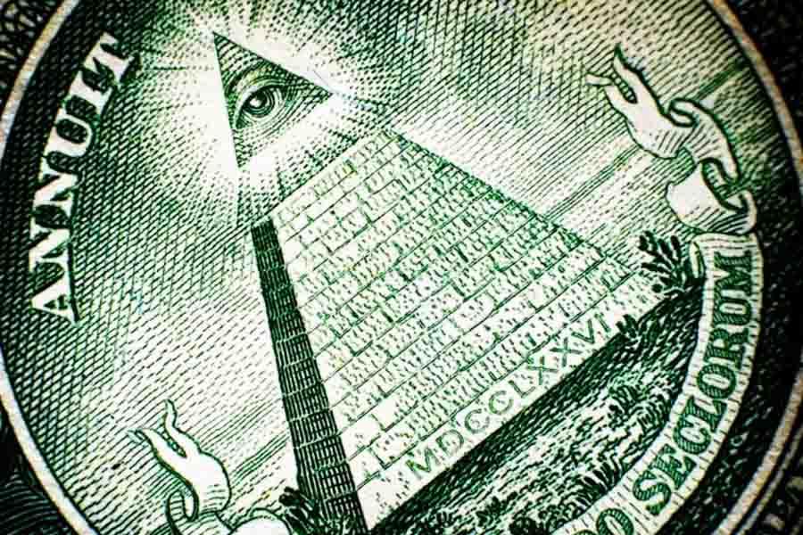 Illuminatis e coronavírus? | Foto: Reprodução