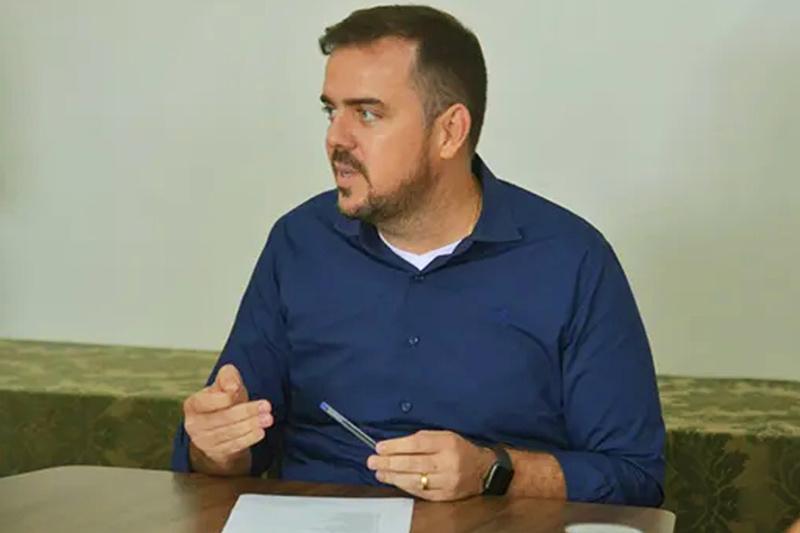 Gustavo Mendanha herdou uma base política ampla e heterogênea do ex-prefeito Maguito Vilela | Foto: Reprodução
