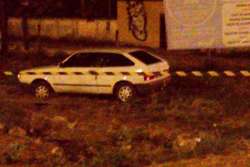 Vítima trafegava em um Volkswagen Gol | Foto: Leitor / FZ