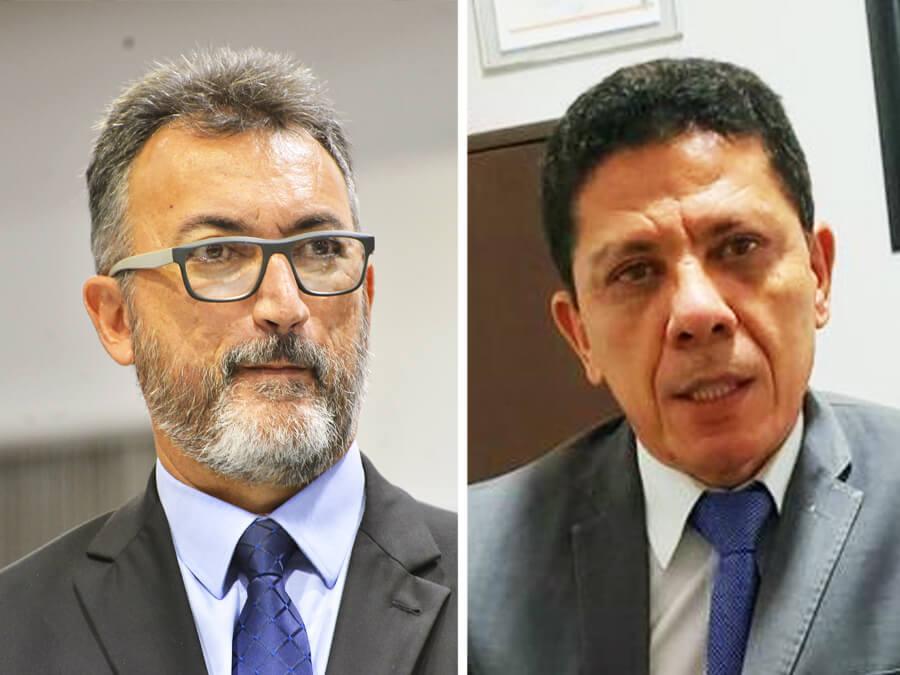 Aidar e Nascimento fazem os mesmos questionamentos em situações distintas sobre incentivos fiscais   Foto: Montagem / FZ