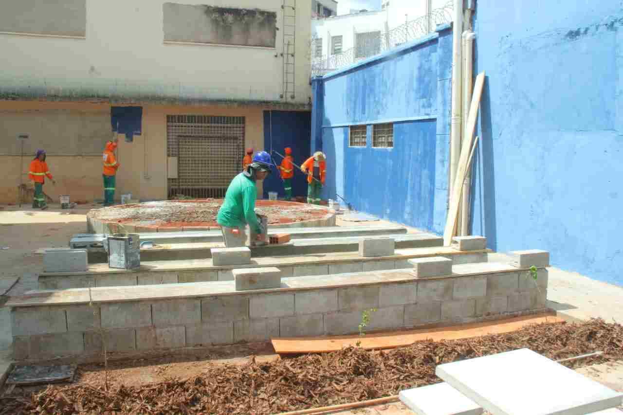 Nova Rua do Lazer Centro Goiânia