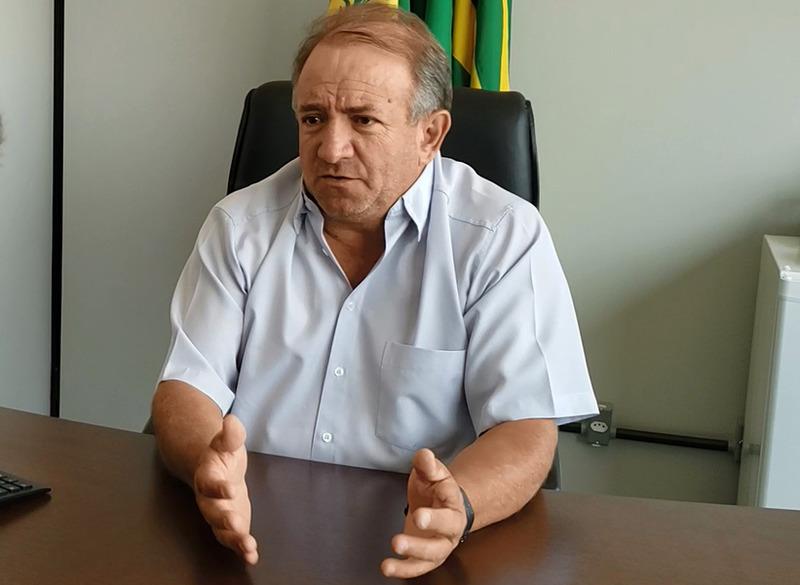 Vereador Vilmar Mariano | Foto: Folha Z
