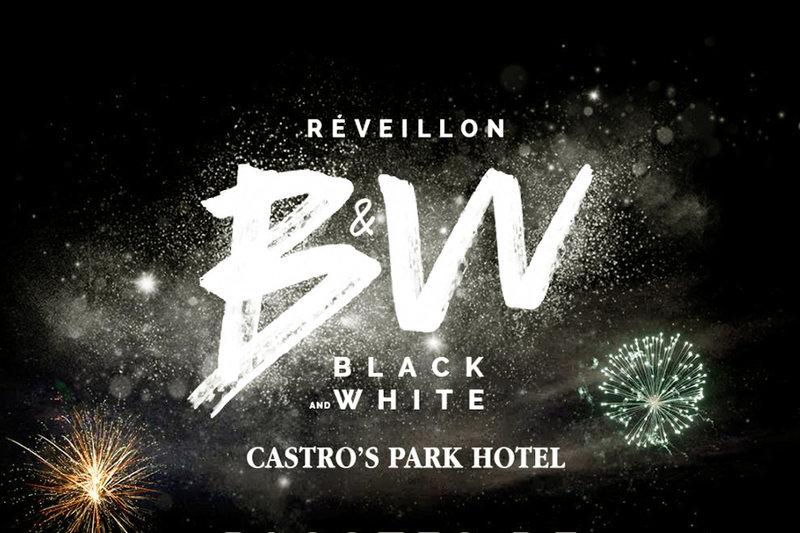 Réveillon Castro's Park Hotel 2020   Foto: Divulgação