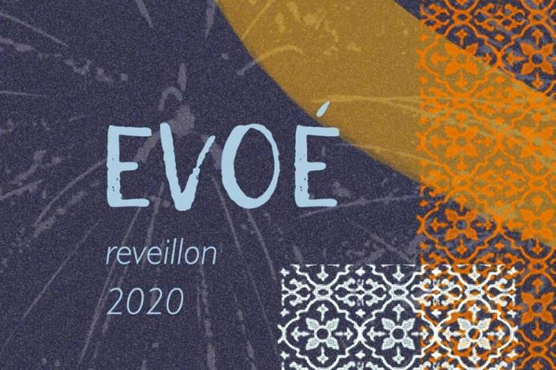 Réveillon Evoé 2020 | Foto: Divulgação