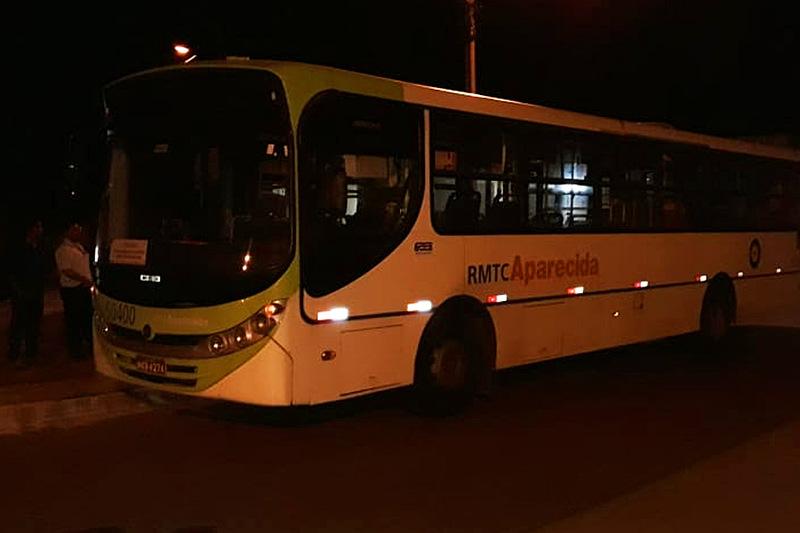 Assaltantes fazem arrastão em ônibus no Jardim Riviera - Folha Z