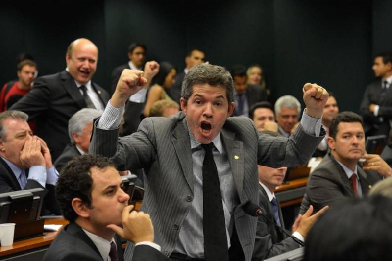 Delegado Waldir (PSL) | Foto: Fabio Rodrigues Pozzebom/ Agência Brasilsess