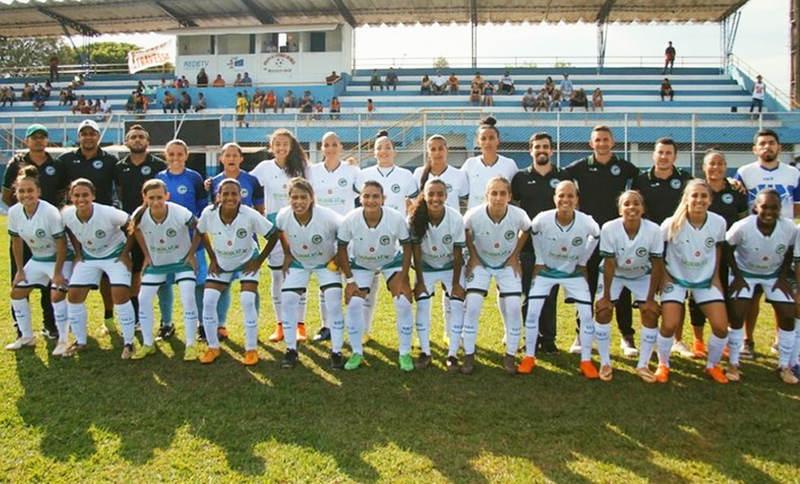 Goiás firmou parceria com a Universidade Salgado de Oliveira (Universo) para formar time feminino | Foto: Divulgação