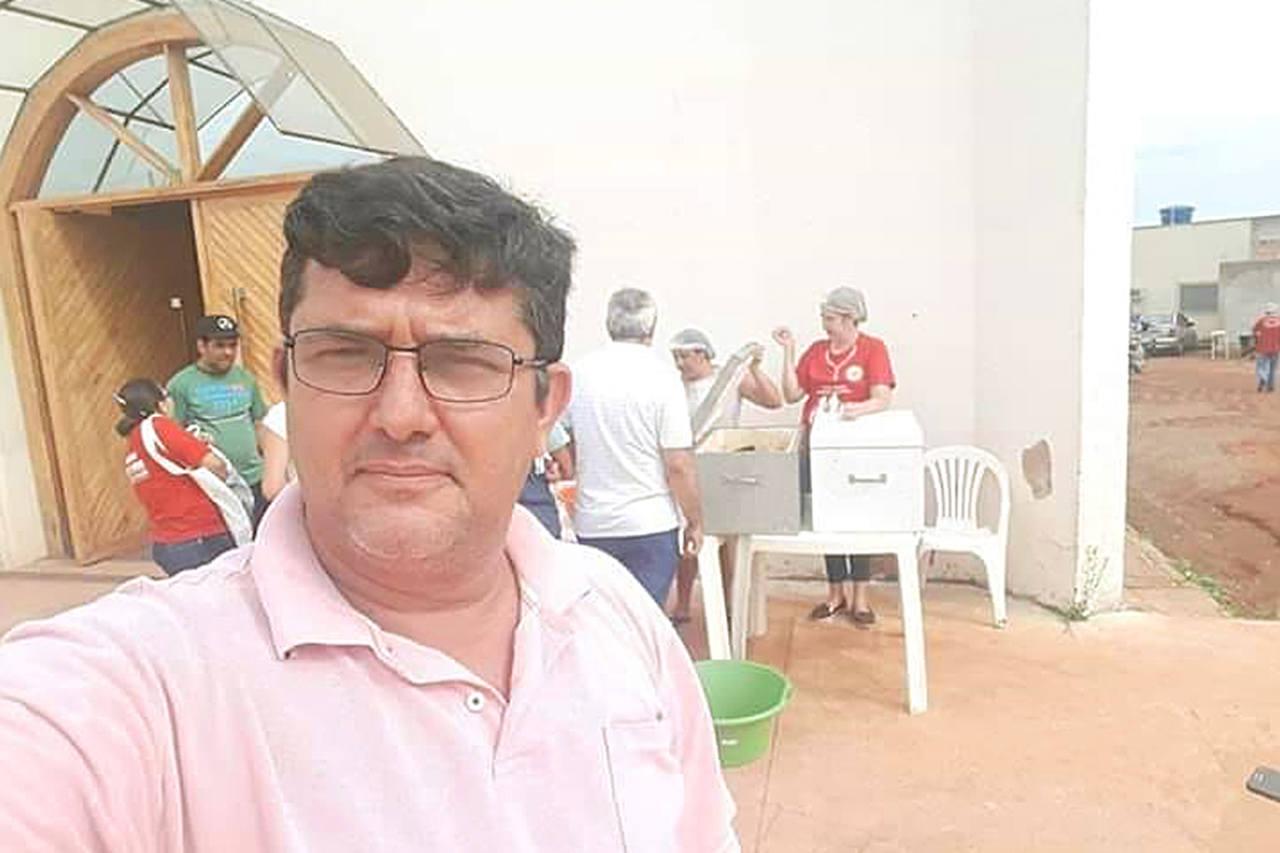 Irnaldo Lacerda trabalhava na Coordenadoria da Igualdade Racial de Aparecida de Goiânia (Coppir), órgão ligado à Secretaria de Articulação Política | Foto: Arquivo Pessoal