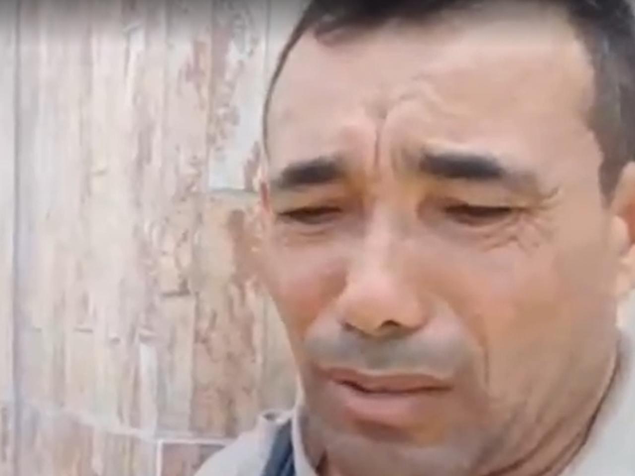 João Batista irmão feirante morto