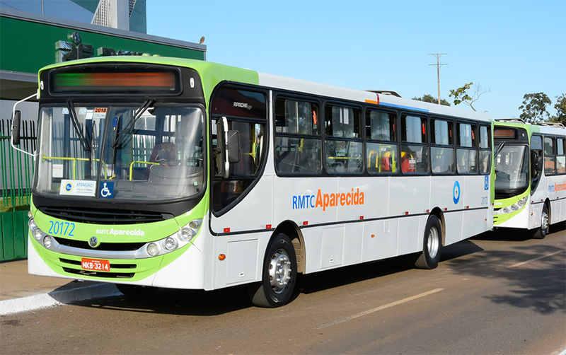 Nova linha de ônibus é criada para atender usuários de Aparecida - Folha Z