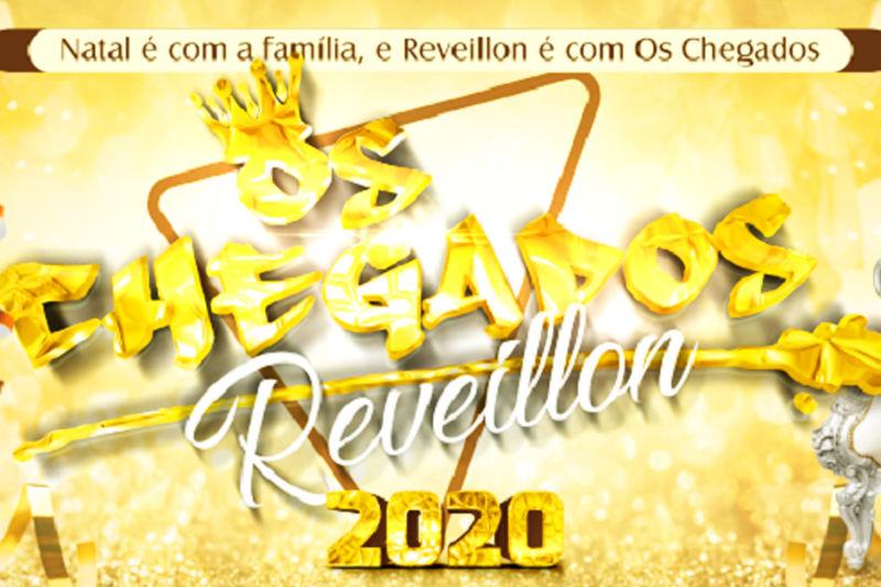 Réveillon Os Chegados 2020   Foto: Divulgação