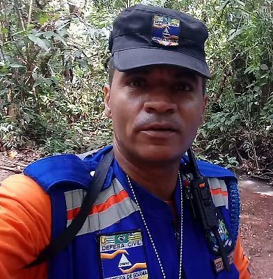superintendente Defesa Civil Juliano Cardoso