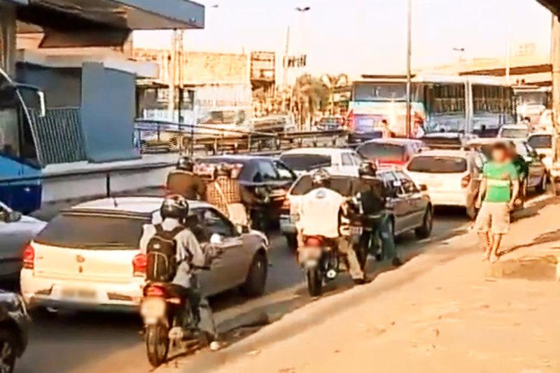 Nada é mais conservador do que o trânsito de Goiânia, escreve Rodrigo Czepak | Foto: Reprodução