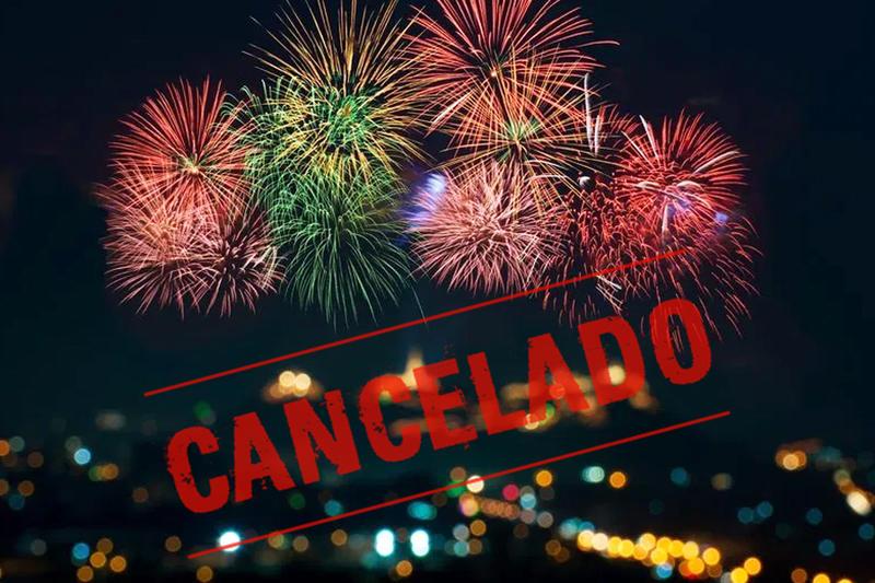 Governador Ronaldo Caiado cancelou a tradicional festa de réveillon do Governo de Goiás | Foto: Montagem