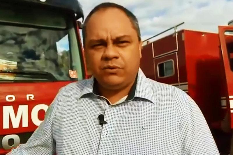 Procurador-geral da Câmara de Aparecida, Davi Mendanha | Foto: Reprodução