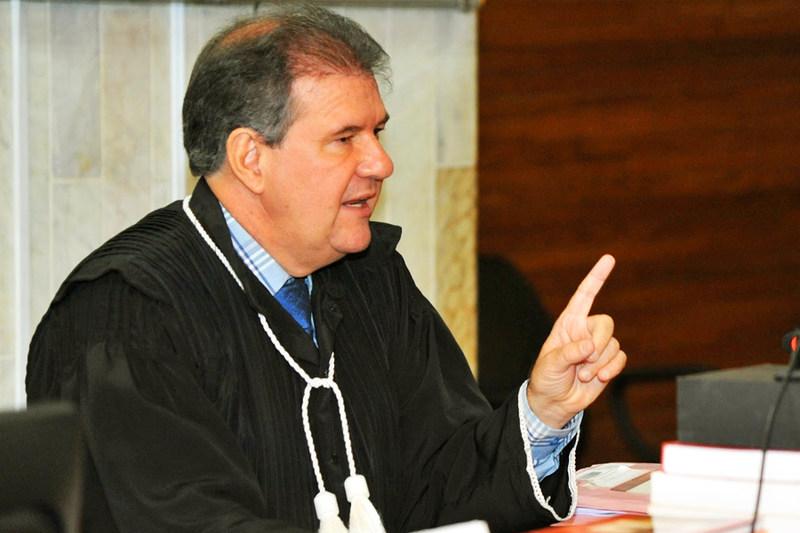 Juiz Jesseir Coelho de Alcântara, da 3ª Vara dos Crimes Dolosos Contra a Vida da comarca de Goiânia | Foto: Reprodução