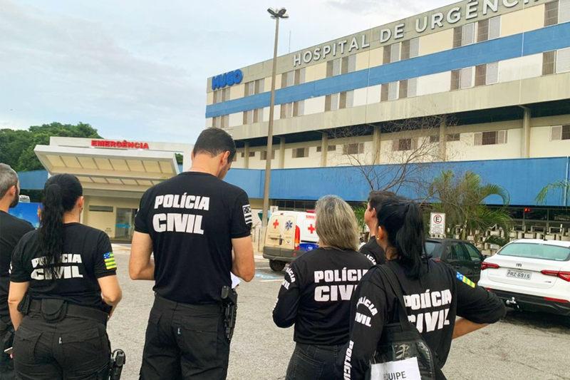 Grupo Especial de Combate à Corrupção (Geccor) deflagrou na quinta-feira (12) a Operação Metástase | Foto: Divulgação / PCGO