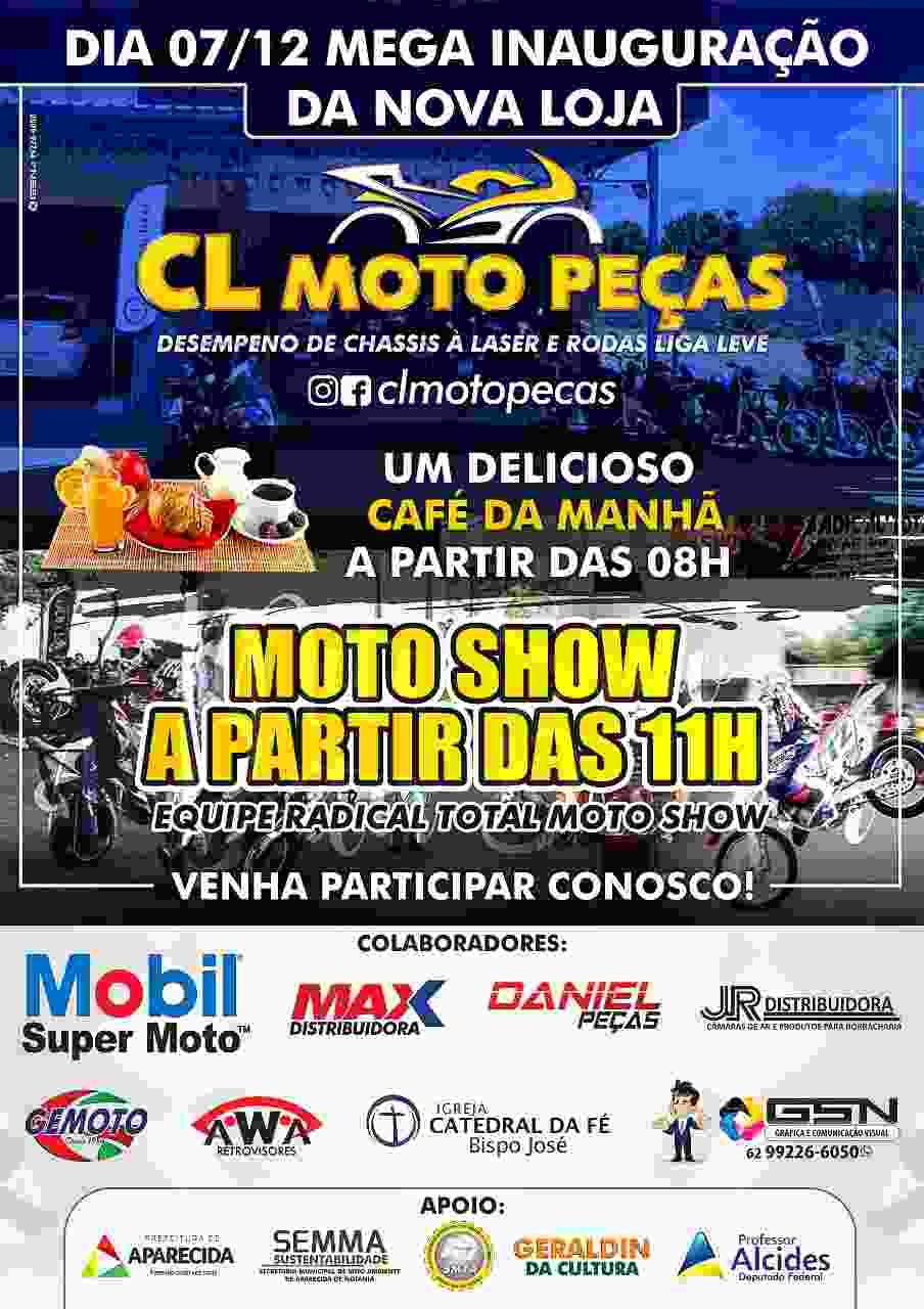 Moto Show Cidade Livre Aparecida de Goiãnia