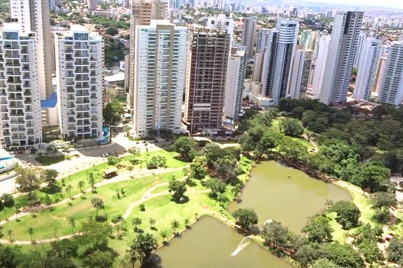 Coluna ouviu várias vítimas da onda de crimes que tomou conta do Parque Flamboyant, localizado no Jardim Goiás, área nobre da cidade | Foto: Reprodução