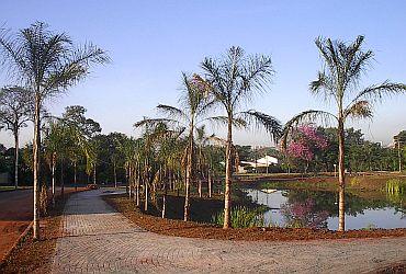 Parque Liberdade em Goiânia