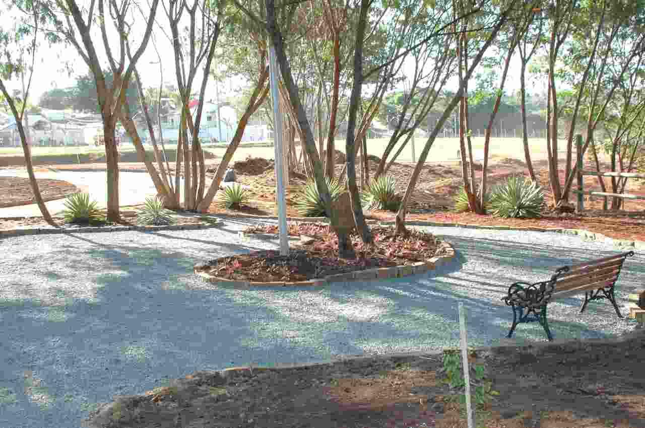 Parque Municipal Sabiá Goiânia