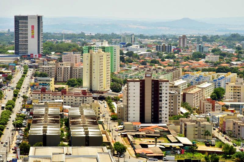 PIB de Aparecida de Goiânia cresce 122% em 10 anos | Foto: Jhonney Macena