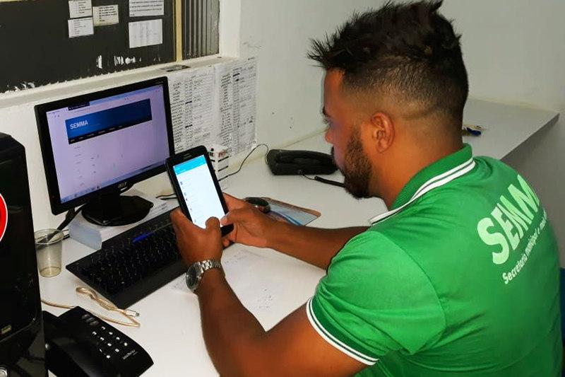 Moradores reclamam de canais de denúncia da Semma pelo telefone e pelo WhatsApp | Foto: Genésio Carneiro