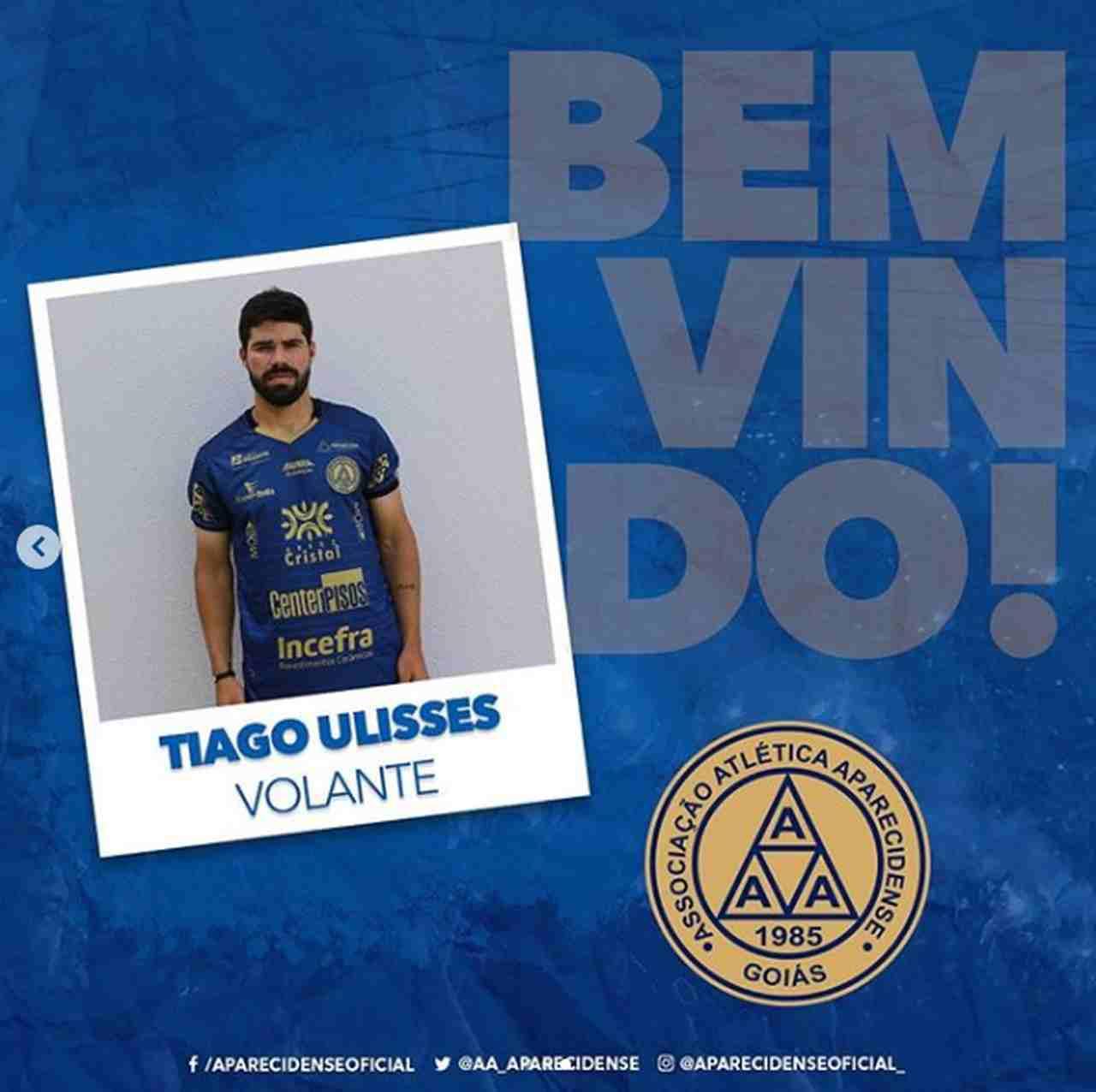 Tiago Ulisses Aparecidense 2020