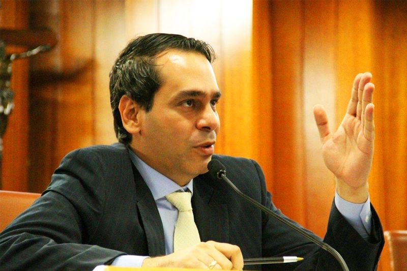 Vereador Welington Peixoto | Foto: Divulgação