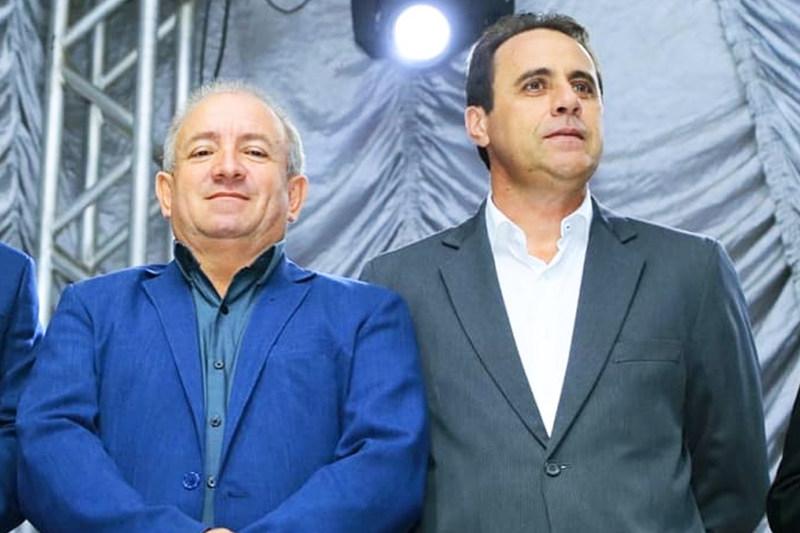 Vilmar Mariano e Veter Martins | Foto: Reprodução / Instagram