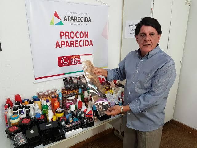 Marinho Rezende é diretor do Procon em Aparecida