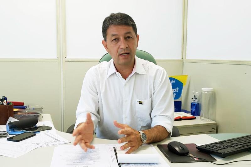 Superintendente de Gestão do Atendimento ao Cidadão, Dioji Ikeda | Foto: Folha Z
