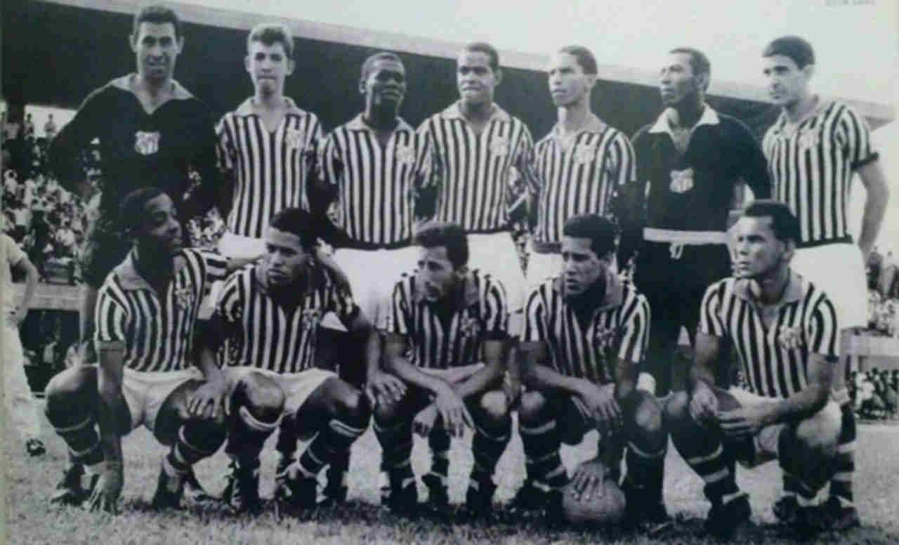 Anápolis campeão goiano 1965