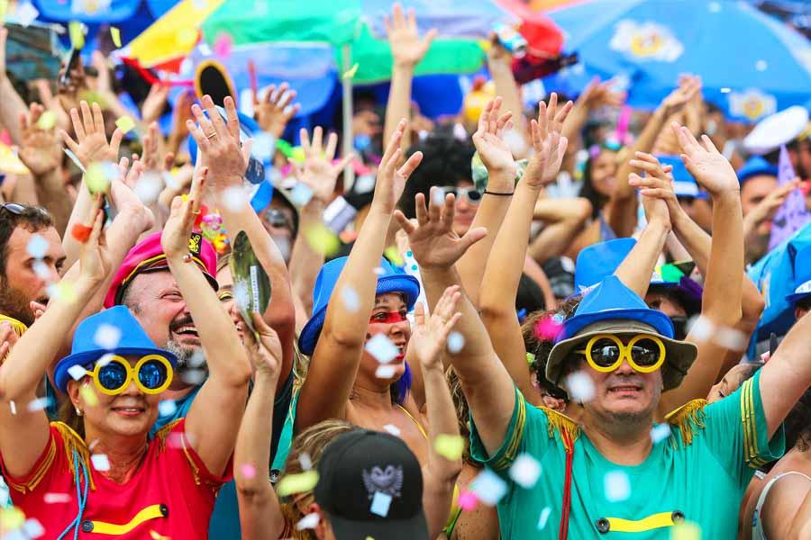 Aparecida terá Carnaval com djs, bandas e axé | Foto: Fernando Maia