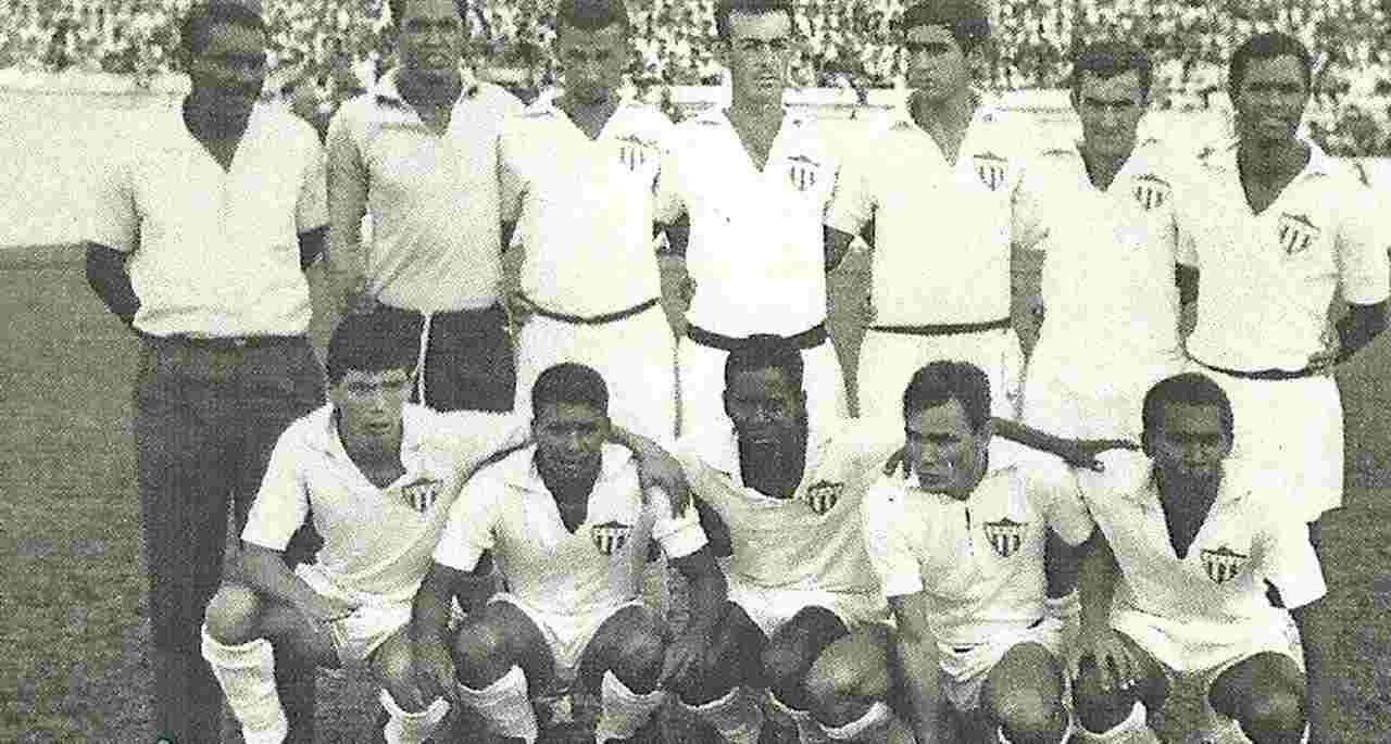 CRAC campeão goiano 1967