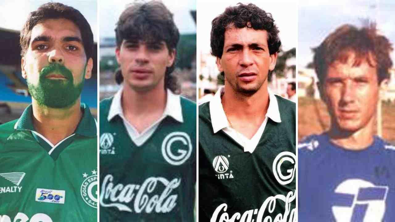 Fernandão Túlio Luvanor Cacau Goiás