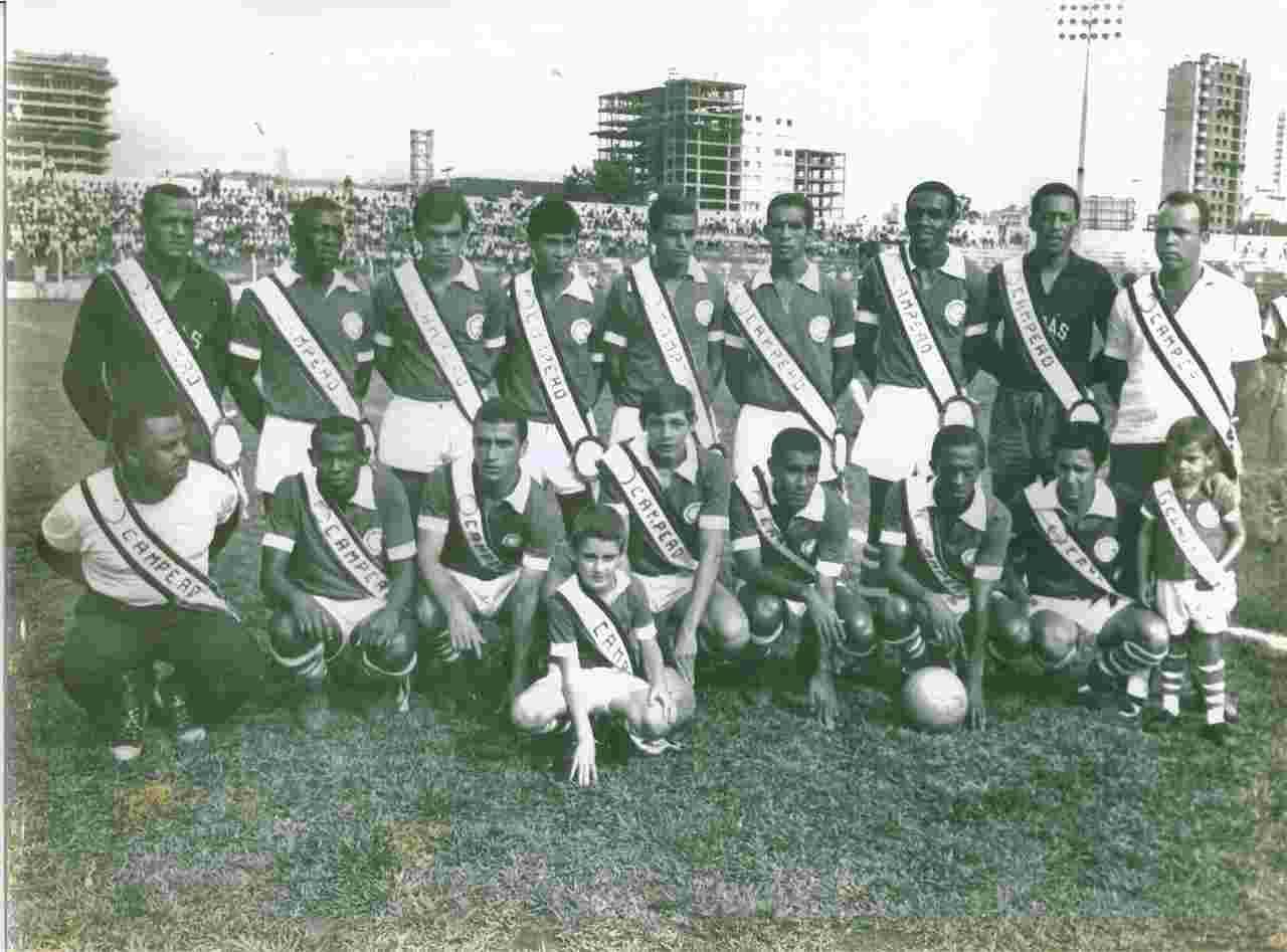 Goiás campeão goiano 1966