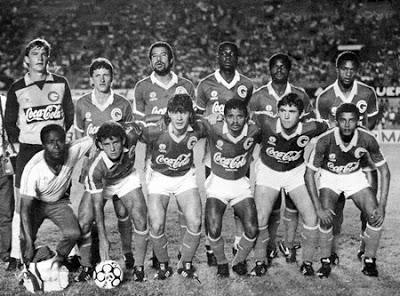 Goiás vice Copa do brasil 1990