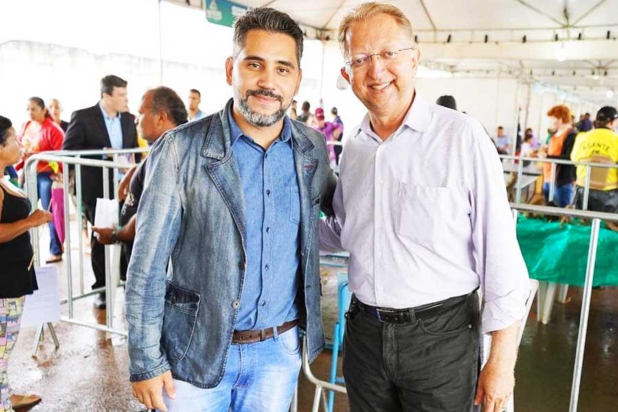 Johnathan Medeiros e João Campos | Foto: Reprodução / Instagram