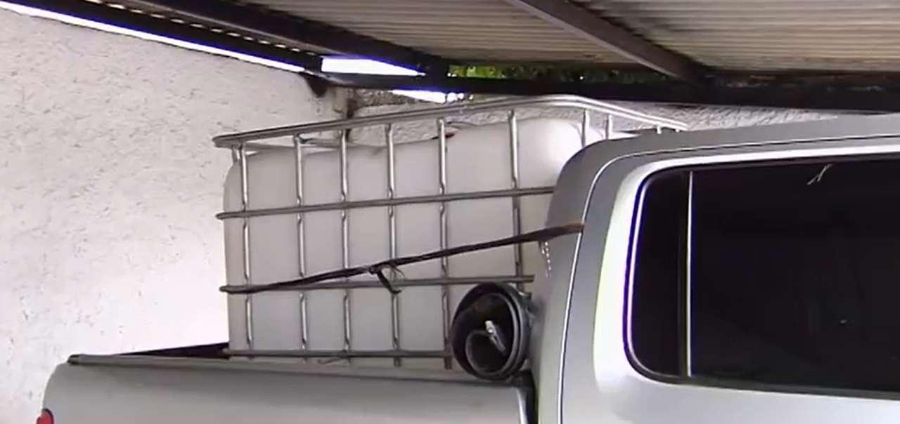 Amarok usada combustível Aparecida