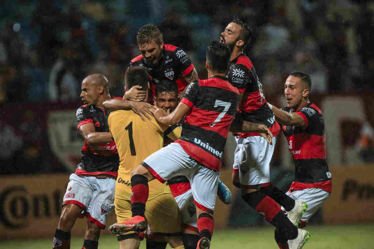 Atlético classifica Copa do Brasil