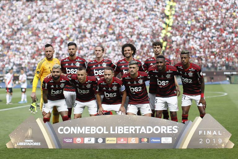 Flamengo campeão 2019