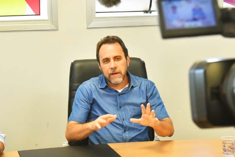 10º episódio do Aparecida Sem Censura falou sobre a surpresa do vice-prefeito para a política aparecidense | Foto: Wigor Vieira