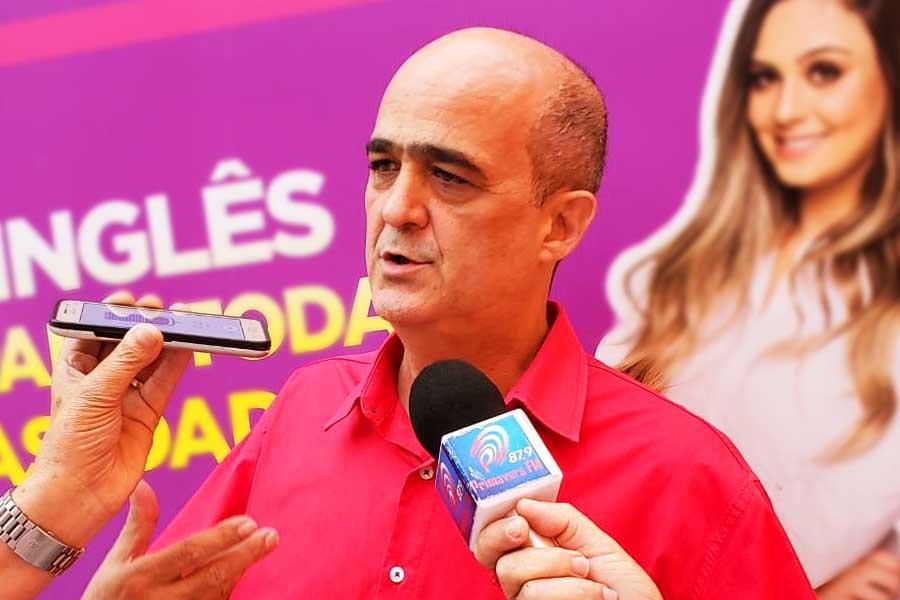 Jornalista Ronaldo Coelho | Foto: Divulgação