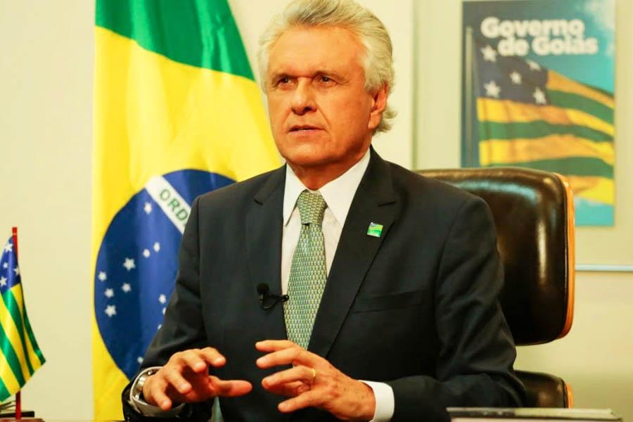Governador Ronaldo Caiado | Foto: Divulgação