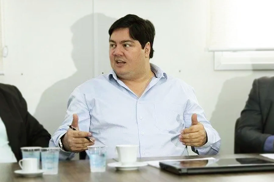 Secretário municipal da Fazenda André Rosa | Foto: Divulgação