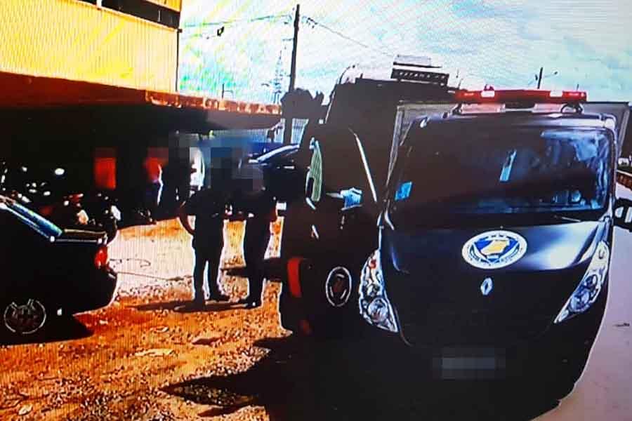 Idoso de 72 anos é suspeito de matar a filha, de 45, em uma empresa no Jd. Ipanema | Foto: Reprodução