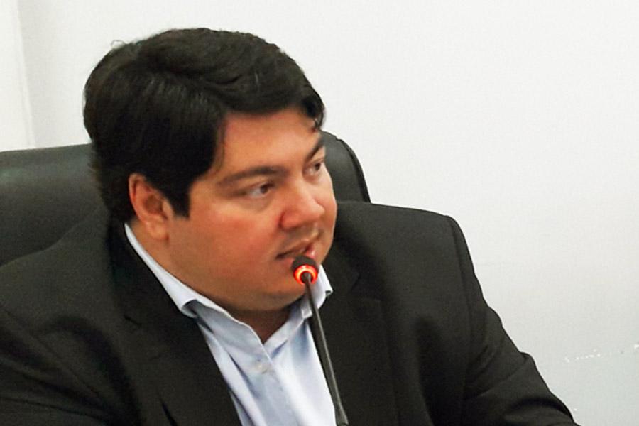 André Rosa | Foto: Divulgação/Câmara de Aparecida