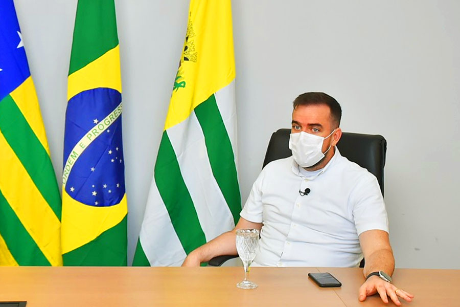 Gustavo Mendanha | Foto: Rodrigo Estrela