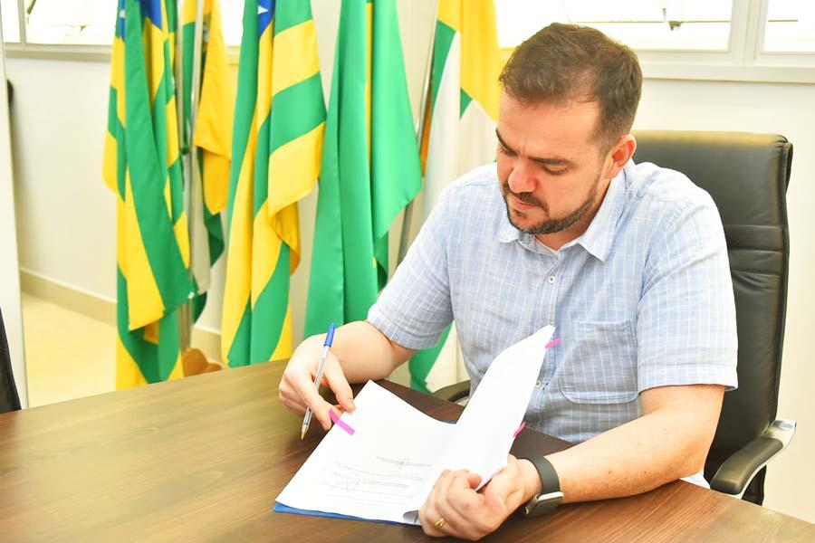 Gustavo Mendanha   Foto: Claudivino Antunes